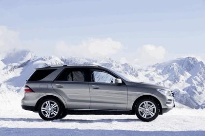 2012 Mercedes-Benz ML350 4MATIC 6