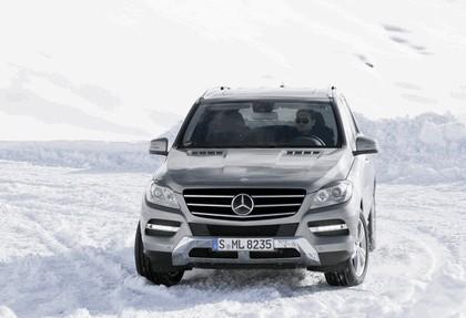 2012 Mercedes-Benz ML350 4MATIC 9