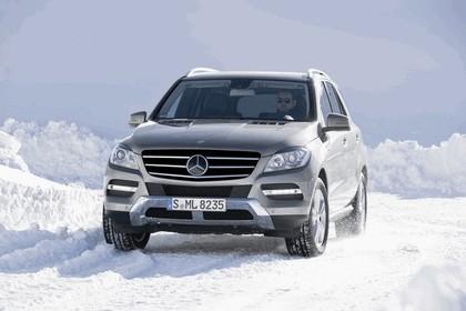 2012 Mercedes-Benz ML350 4MATIC 13