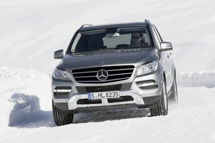 2012 Mercedes-Benz ML350 4MATIC 14