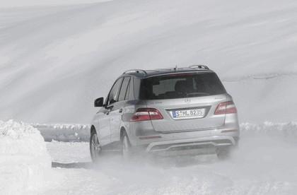 2012 Mercedes-Benz ML350 4MATIC 16