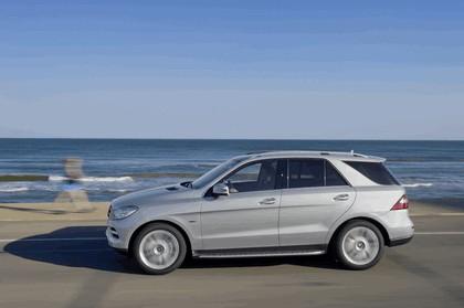 2012 Mercedes-Benz ML350 4MATIC 22