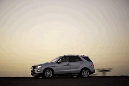 2012 Mercedes-Benz ML350 4MATIC 23