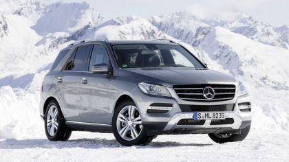 2012 Mercedes-Benz ML350 4MATIC 7
