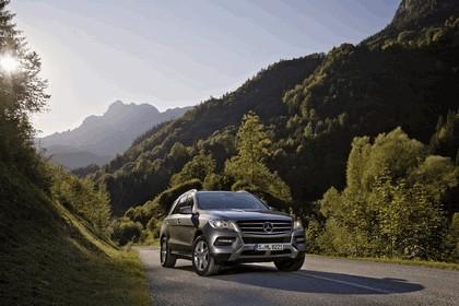 2012 Mercedes-Benz ML500 4MATIC BlueEfficiency 1