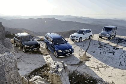 2012 Mercedes-Benz ML500 4MATIC BlueEfficiency 2