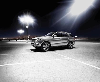 2012 Mercedes-Benz ML500 4MATIC BlueEfficiency 3