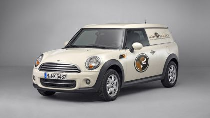 2012 Mini Clubvan 7