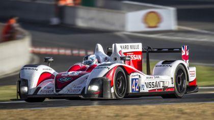 2012 Nissan LMP2 - Le Mans 24 hours 4