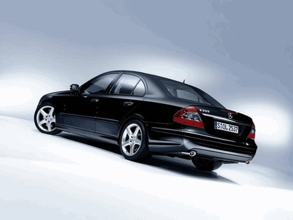 2006 Mercedes-Benz E500 with AMG Sports Package 2