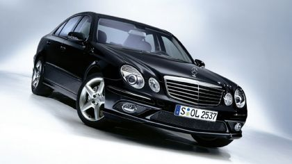 2006 Mercedes-Benz E500 with AMG Sports Package 1