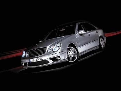 2006 Mercedes-Benz E63 AMG 11