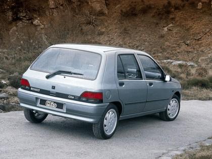1990 Renault Clio 5-door 2