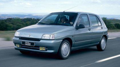 1990 Renault Clio 5-door 1
