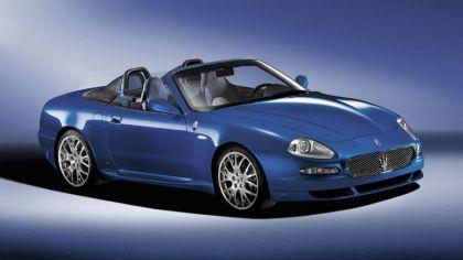 2005 Maserati Spyder 90th anniversary 9