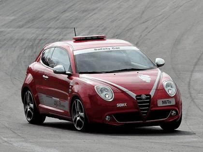2011 Alfa Romeo MiTo Quadrifoglio Verde - SBK safety car 1