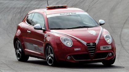 2011 Alfa Romeo MiTo Quadrifoglio Verde - SBK safety car 3
