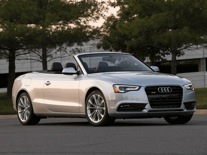 2012 Audi A5 2.0T cabriolet - USA version 1
