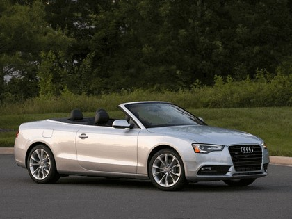 2012 Audi A5 2.0T cabriolet - USA version 2