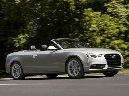 2012 Audi A5 2.0T cabriolet - USA version 4