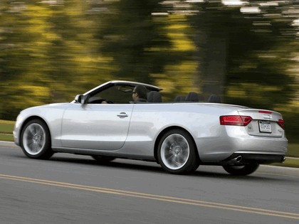 2012 Audi A5 2.0T cabriolet - USA version 6