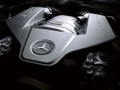 2006 Mercedes-Benz E63 Estate AMG 14