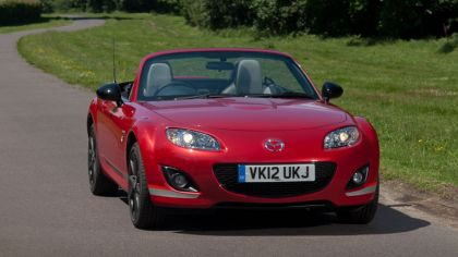2012 Mazda MX-5 Kuro - UK version 9