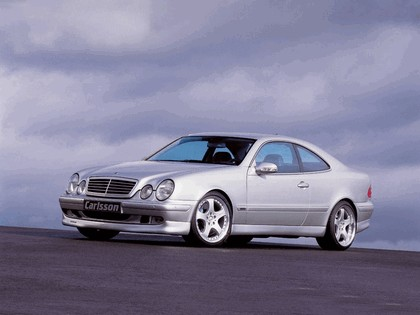 1997 Mercedes-Benz CLK-klasse ( C208 ) by Carlsson 1