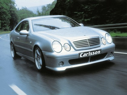 1997 Mercedes-Benz CLK-klasse ( C208 ) by Carlsson 4