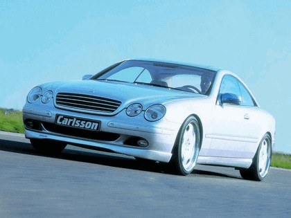 1998 Mercedes-Benz CL-klasse ( C215 ) by Carlsson 1