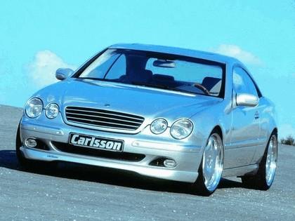 1998 Mercedes-Benz CL-klasse ( C215 ) by Carlsson 2