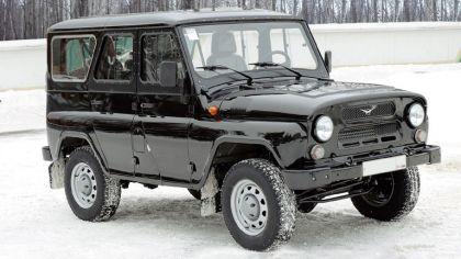 2010 UAZ 469 5