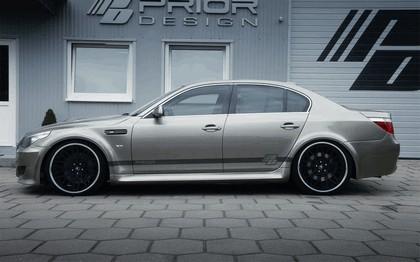 2012 BMW 5er ( F10 ) PD Widebody Aerodynamic Kit by Prior Design 2