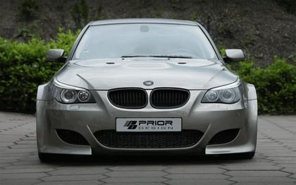 2012 BMW 5er ( F10 ) PD Widebody Aerodynamic Kit by Prior Design 4