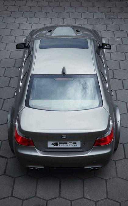 2012 BMW 5er ( F10 ) PD Widebody Aerodynamic Kit by Prior Design 6