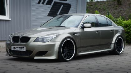 2012 BMW 5er ( F10 ) PD Widebody Aerodynamic Kit by Prior Design 1