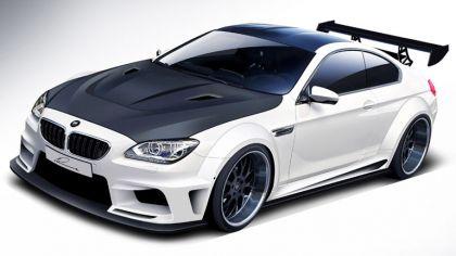 2012 BMW M6 ( F12 ) coupé by Lumma Design 2