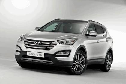 2012 Hyundai Santa Fe - UK version 1