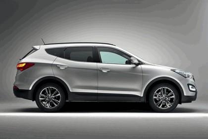2012 Hyundai Santa Fe - UK version 2