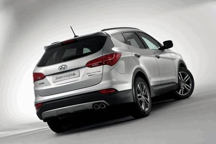 2012 Hyundai Santa Fe - UK version 3