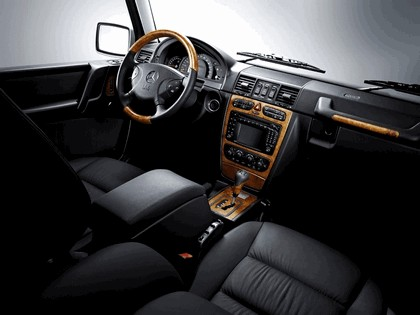 2006 Mercedes-Benz G500 Grand Edition 4
