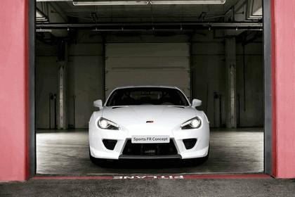 2012 GRMN Sports FR concept ( based on Toyota GT86 ) 2