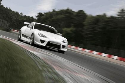 2012 GRMN Sports FR concept ( based on Toyota GT86 ) 9