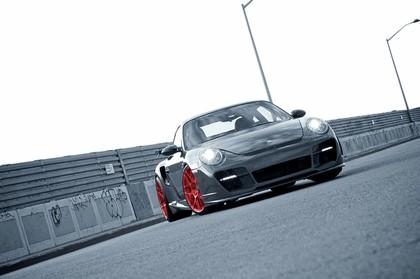 2012 Porsche 911 ( 997 ) Turbo by HRE Wheels 1