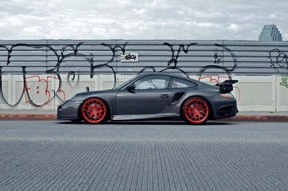 2012 Porsche 911 ( 997 ) Turbo by HRE Wheels 2