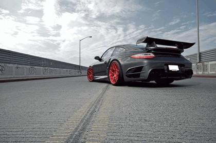 2012 Porsche 911 ( 997 ) Turbo by HRE Wheels 3