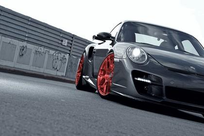 2012 Porsche 911 ( 997 ) Turbo by HRE Wheels 4