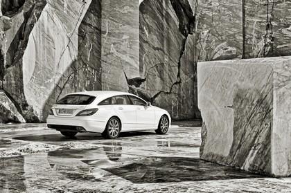 2012 Mercedes-Benz CLS 250 CDI Shooting Brake 2