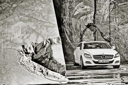 2012 Mercedes-Benz CLS 250 CDI Shooting Brake 3