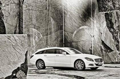 2012 Mercedes-Benz CLS 250 CDI Shooting Brake 6
